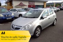 Vauxhall Corsa ENERGY - GREAT FIRST CAR! LOW MILEAGE, SERVICE HISTORY, CHEAP INSURANCE!