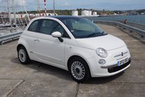 Fiat 500 LOUNGE #DRIVEAWAYTODAY #FINANCEAVAILABLE