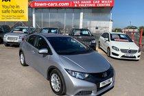 Honda Civic I-VTEC EX AUTO 38770 MILES 1 OWNER FULL HONDA HISTORY COST NEW £23170