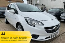 Vauxhall Corsa EXCITE AC IN COMPLIANCE WITH COVID-19 ALL VEHICLES ARE AVAILABLE FOR VIDEO VIEWINGS & CONTACT FREE DELIVERIES