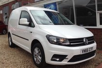 Volkswagen Caddy C20 TDI HIGHLINE