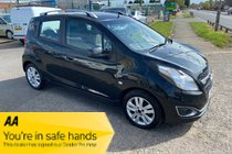 Chevrolet Spark LTZ - FULL MOT - 66,000 MILES - ANY PX WELCOME