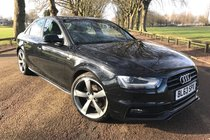 Audi A4 Black Edition 2.0 TDI 177PS