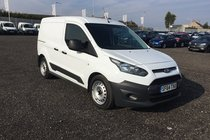 Ford Connect 1.6 CDTI ZETEC 5 SEAT CREW VAN