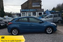 Hyundai I30 CRDI ACTIVE BLUE DRIVE