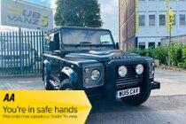 Land Rover Defender TD HARD TOP XS