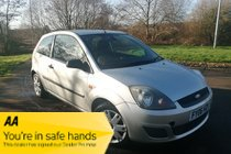 Ford Fiesta STYLE CLIMATE 16V - MOT FEBRUARY 2021 - WARRANTY & AA COVER INCLUDED