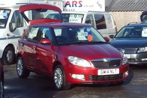 Skoda Fabia 1.2 ELEGANCE TSi 71,000 FULL SERVICE HISTORY IDEAL 5 DOOR HATCHBACK