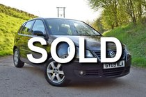 Volkswagen Polo 1.2 70 PS Match **SOLD**