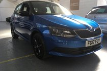 Skoda Fabia COLOUR EDITION TSI ONE OWNER ONLY 26300 MILES!!