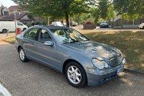 Mercedes C Class C200 K ELEGANCE SE