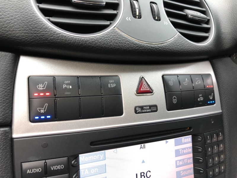 Mercedes CLK