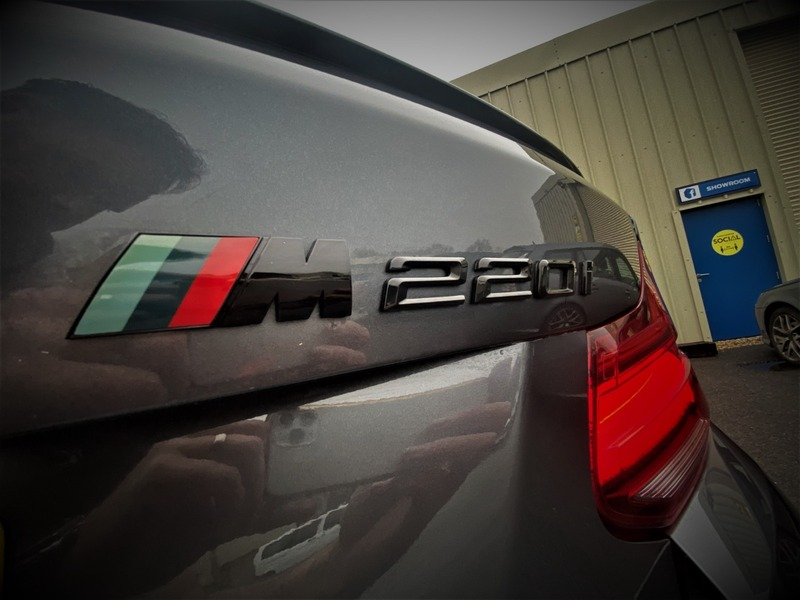 BMW 2 SERIES M SPORT