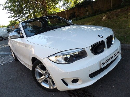 BMW 1 SERIES 2.0 118d EXCLUSIVE EDITION With Comfort Pack.