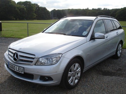 Mercedes C Class 2.1 C 200 CDI BLUEEF EXECUTIVE SE