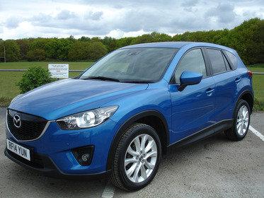 Mazda CX-5 2.2D 4WD SPORT 175PS