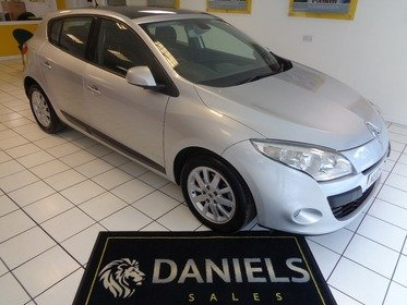 Renault Megane 1.6 16v 110bhp Privilege 6 Speed 5dr *Sorry this car is now Sold*