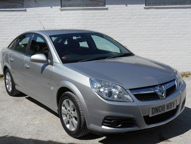 Vauxhall Vectra 1.8 i VVT Design 5dr 1 FORMER KEEPER , A1 CONDITION
