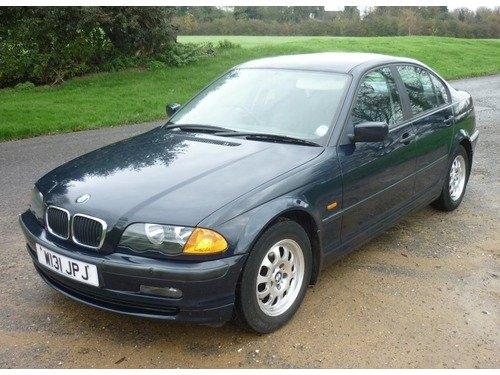 BMW 318 (1.9) 318i SE