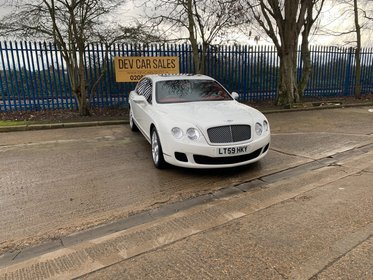 Bentley Continental 6.0 W12 Flying Spur Speed 4dr