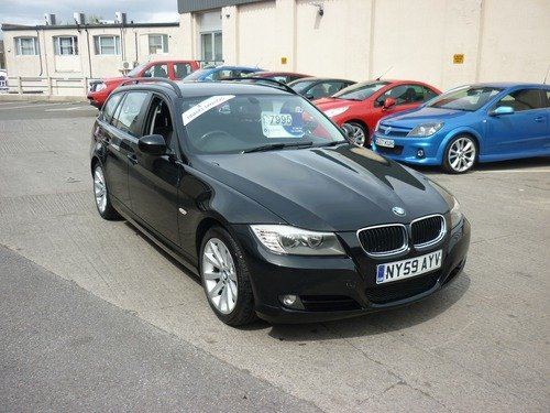BMW 320 320d SE TOURING Finance Available