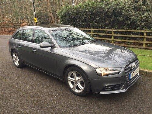 Audi A4 Avant 2.0 TDIE SE TECHNIK AVANT 136PS