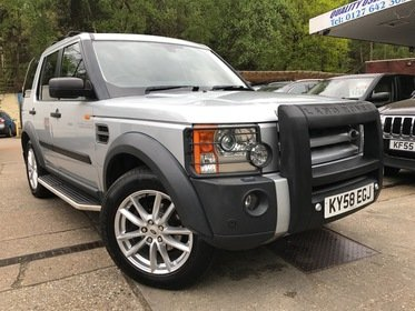 Land Rover Discovery 2.7 TDV6 HSE 7 SEAT