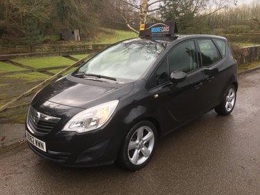 Vauxhall Meriva EXCLUSIV 17CDTi 16v (130PS) (a/c)