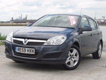 Vauxhall Astra 1.6I 16V VVT ACTIVE