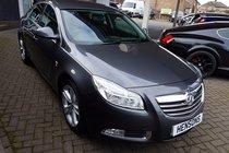 Vauxhall Insignia 2.0CDTI  SRI NAV 160PS