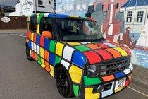 Nissan Cube 1.4 SX