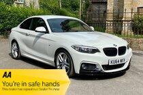 BMW 2 SERIES 218d M SPORT