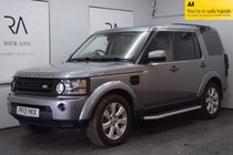 Land Rover Discovery 4 3.0 SDV6 HSE