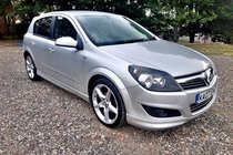 Vauxhall Astra SRI 16V XP E4 #XPack #FinanceAvailable