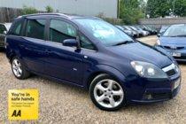 Vauxhall Zafira SRI CDTI 120 E4