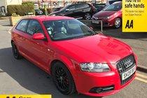 Audi A3 T FSI QUATTRO S LINE