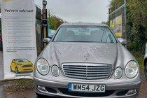 Mercedes E Class E320 CDI ELEGANCE