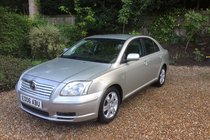 Toyota Avensis 1.8 VVT-i Colour Collection 5dr