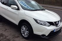 Nissan Qashqai DCI ACENTA PLUS BUY NO DEP & £58 A WEEK T&C APPLY