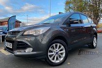 Ford Kuga TITANIUM TDCI used car in Grey