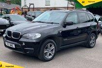 BMW X5 3.0 30d SE Auto xDrive 5dr