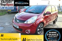 Nissan Note DCI N-TEC PLUS 1.5