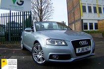 Audi A3 TDI S LINE CABRIOLET