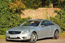 Mercedes CL CL63 AMG