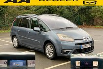 Citroen C4 PICASSO 7 EGS EXCLUSIVE  16V