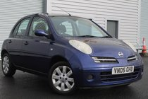 Nissan Micra SVE  ********FSH/2 KEY/FINANCE******************