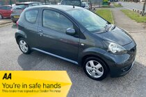 Toyota AYGO VVT-I SPORT - FULL MOT - 9x SERVICE STAMPS - ANY PX WELCOME