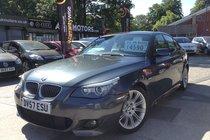 BMW 5 SERIES 520d M SPORT Manual 6 speed box!!