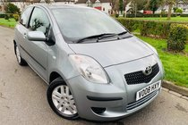 Toyota Yaris TR-Hpi Clear-1 Owner-MOT/Serviced