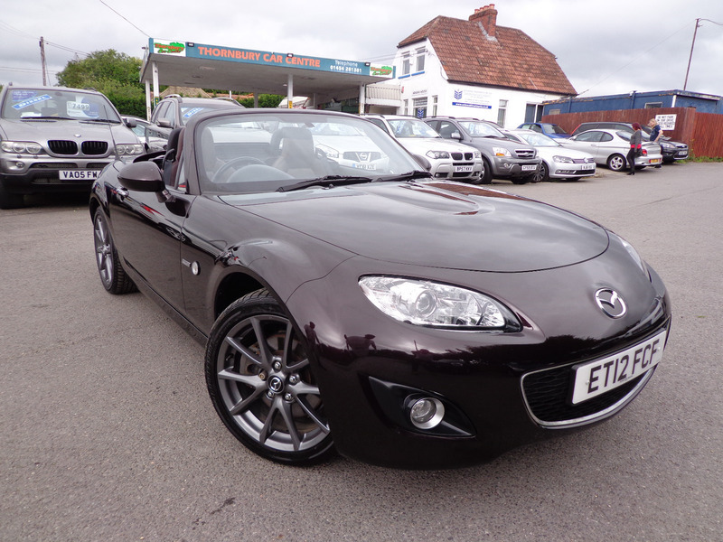 mazda mx5 2 0i roadster coupe venture edition thornbury. Black Bedroom Furniture Sets. Home Design Ideas